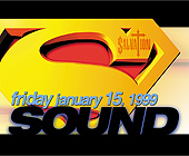 Sound Event at Salvation Nightclub - created December 1998