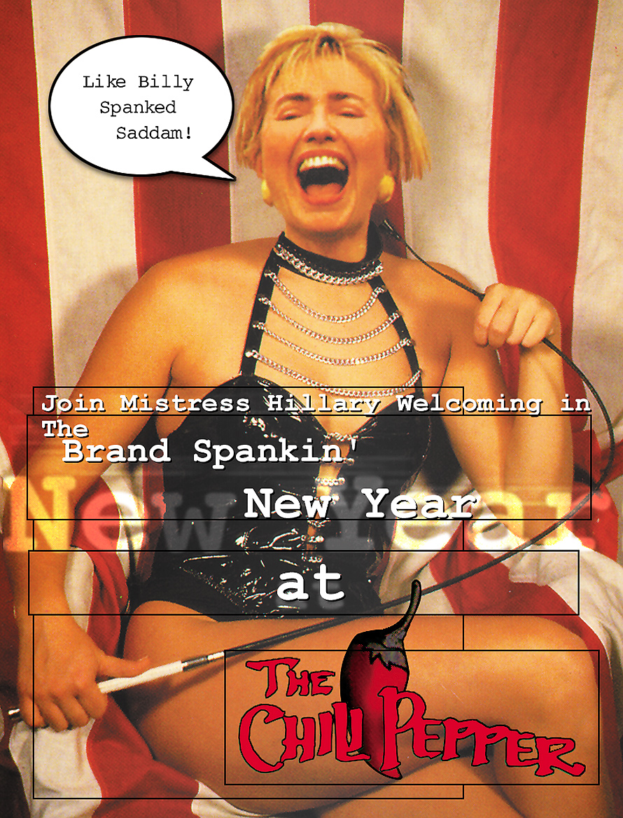 New Year at The Chili Pepper