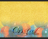 Cristal Nightclub - 1064x1397 graphic design