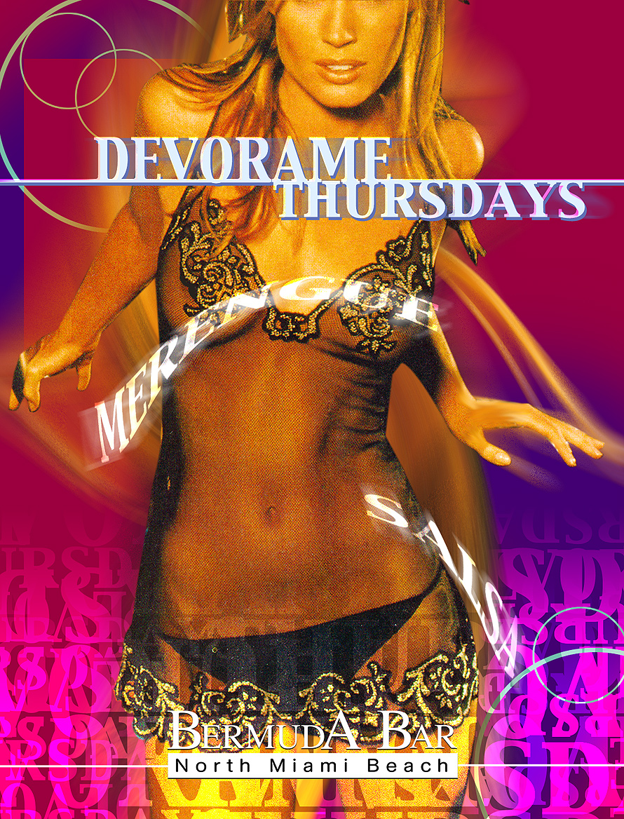 Devomore Thursdays at Bermuda Bar