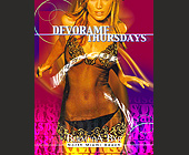 Devomore Thursdays at Bermuda Bar - created December 1998