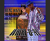 Blac Haze Where-U-At - Music Graphic Designs