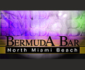 Bermuda Bar North Miami Beach - tagged with bermuda bar logo