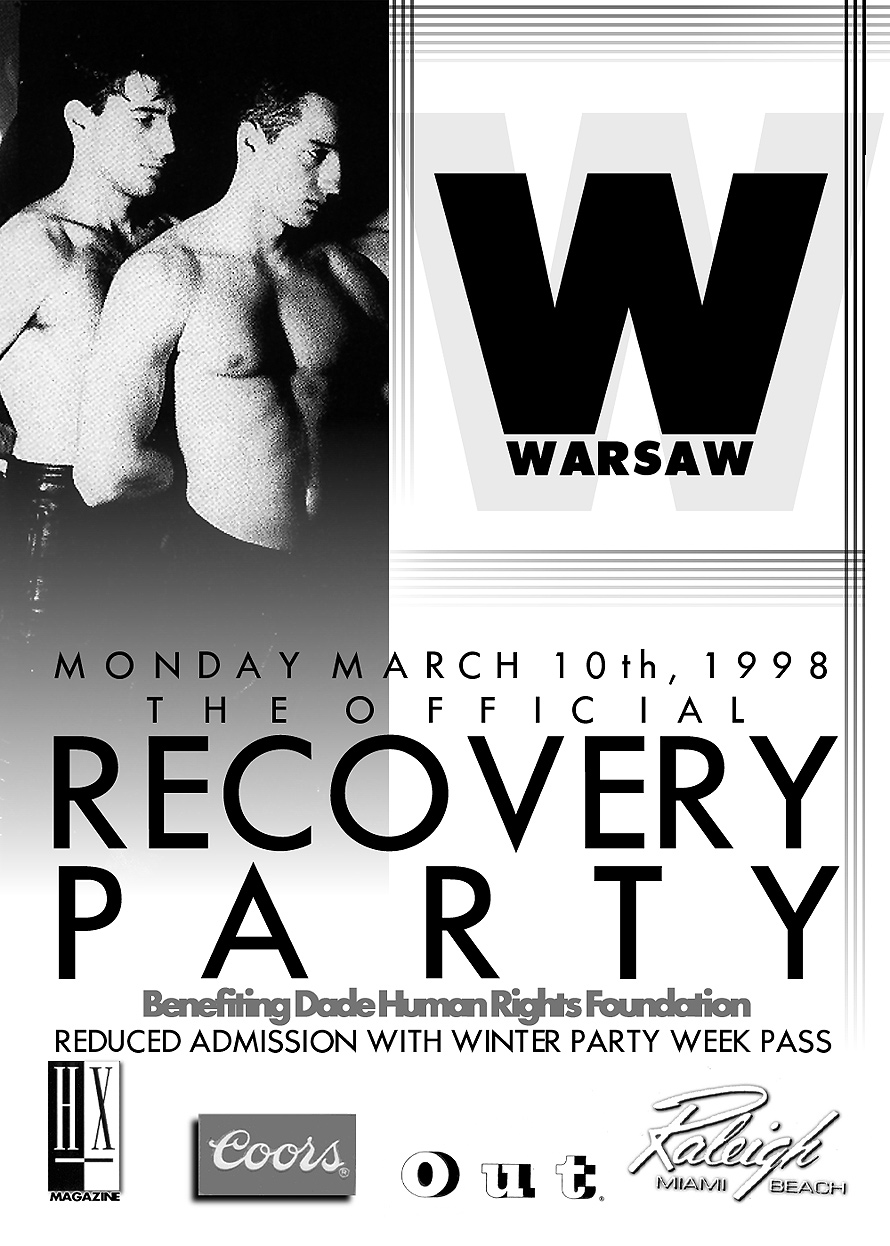 Winter Party Week at Warsaw