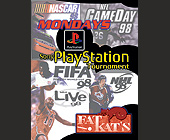 Sony Playstation Tournament at Fat Kats - Bars Lounges