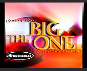 The Big One Coming Soon - tagged with abstract background