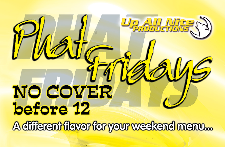 Phat Fridays at Club 929