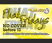 Phat Fridays at Club 929 - created May 1998