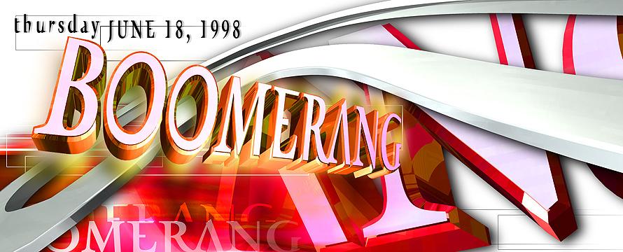 XS Boomerang