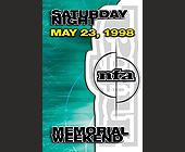 NFA Memorial Weekend - created May 1998
