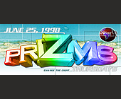 Prizms at Club Zen - tagged with 3d letters