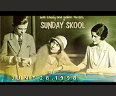 Sunday Skool at The Chili Pepper - Nightclub