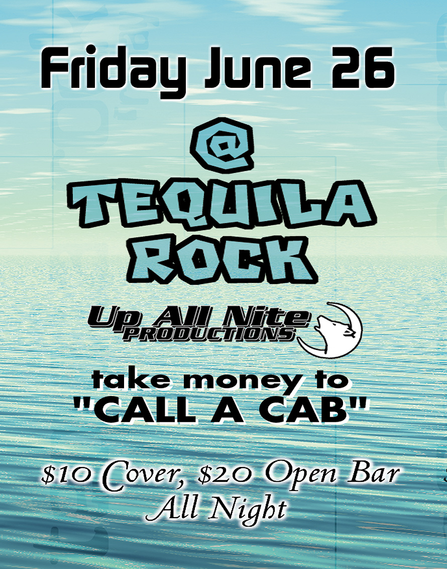 Friday at Tequila Rock