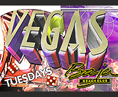 Vegas Tuesdays at Baja Beach Club - tagged with tuesdays