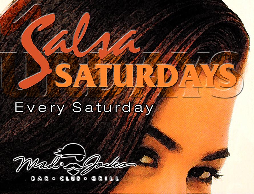Salsa Saturday at Mad Jacks