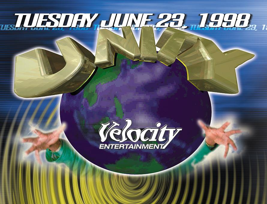 Velocity Entertainment Unity