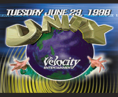Velocity Entertainment Unity - tagged with circles