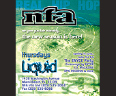 Thursdays at Club Liquid - tagged with on south beach