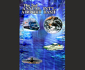 Second Annual International Airport Bash - 1375x2125 graphic design