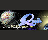 Quik at Warsaw - Nightclub