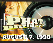 Phat Phridays at Key Jays - created July 1998