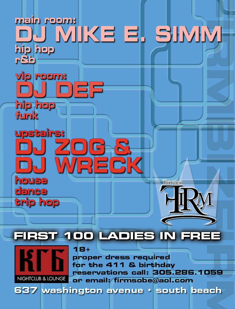 Thursdays at KGB Nightclub