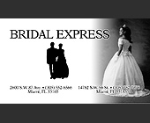 Bridal Express Miami - tagged with groom