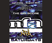 The Big Score at NFA with Tom Laroc - tagged with in the main room