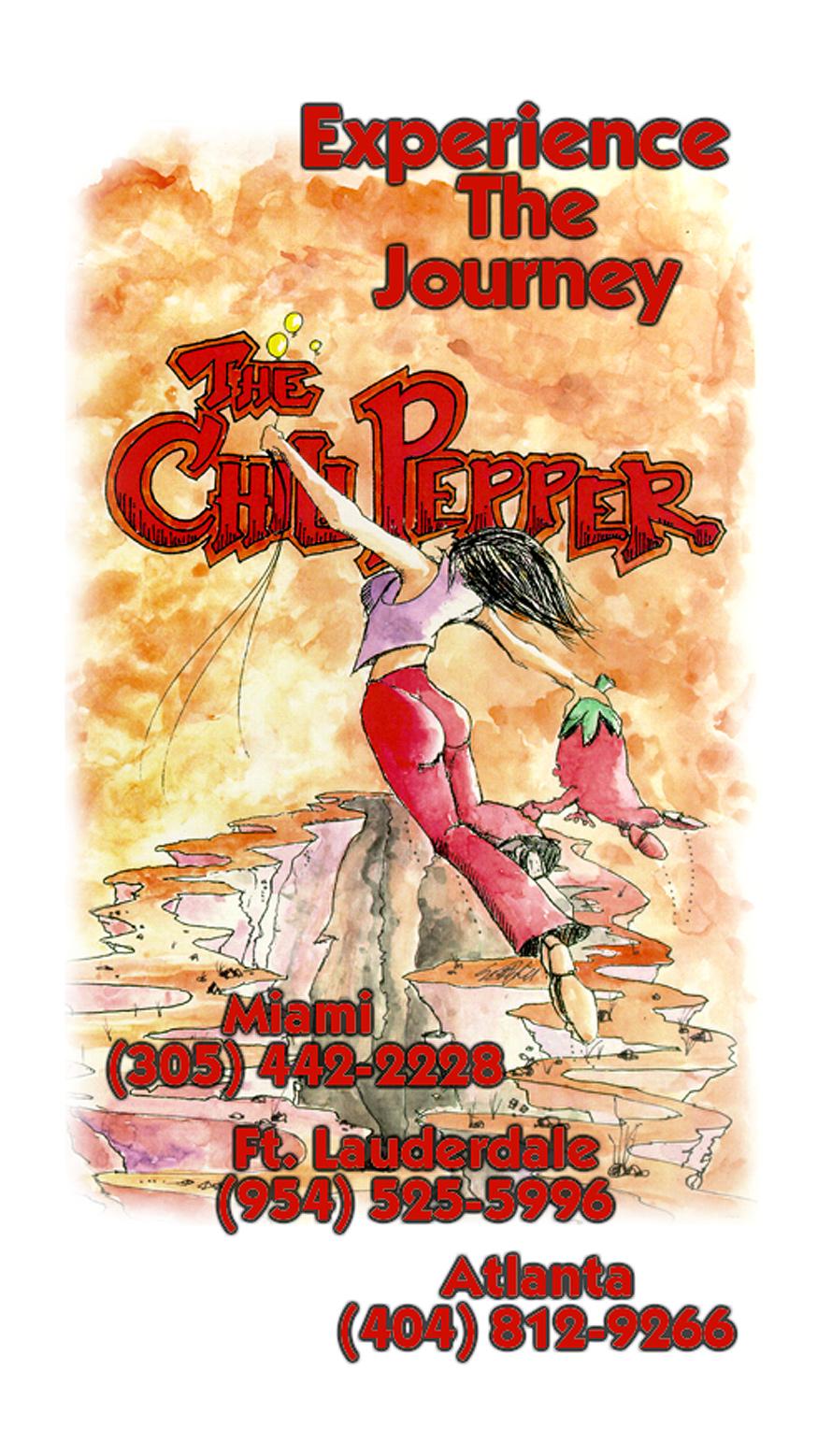 The Chili Pepper Inc. Corporate Office