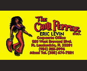 The Chili Pepper Inc. Corporate Office - Bars Lounges