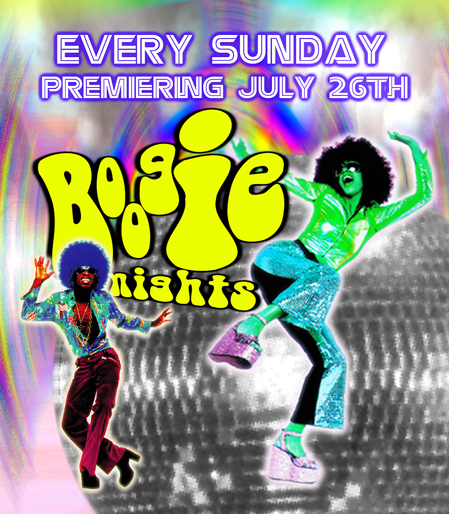 Disco Boogie Nights at Emerald City