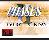 Phases II Every Sunday - tagged with 3d letters