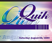 Quik Saturdays at Warsaw - tagged with mail us at firmsobe
