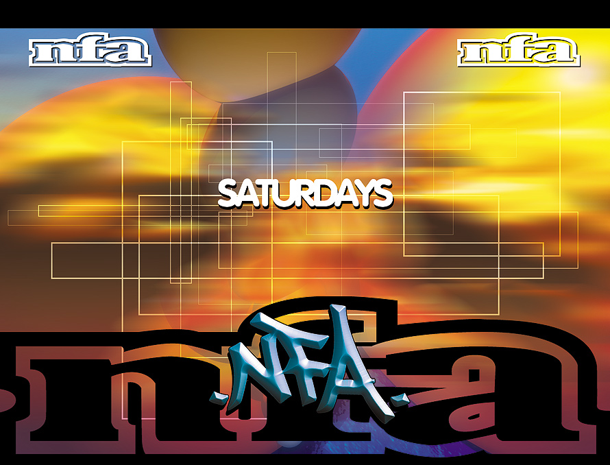 NFA Saturdays at Liquid Nightclub