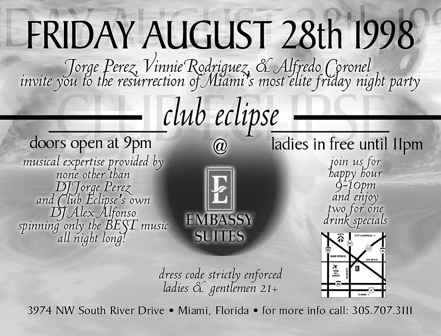 Embassy Suites Club Eclipse