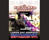 Funk Master Flex at Amnesia - created August 19, 1998