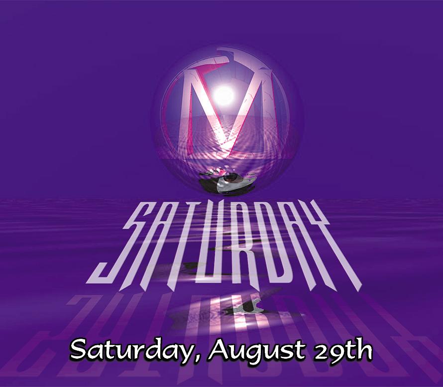 Saturday August 29th at KGB Nightclub