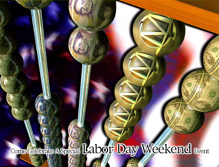 Labor Day Weekend Event at Mbar