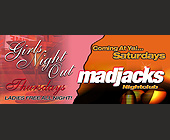 Girls Night Out Thursdays at Mad Jacks - tagged with 99jamz