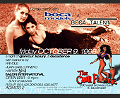 Boca Models and Boca Talent at The Chili Pepper - created September 15, 1998