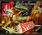 Oblivion Anarchy Attacks at Party Room - tagged with airplane