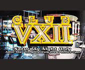 Saturday Night Only at Club VXII - Nightclub