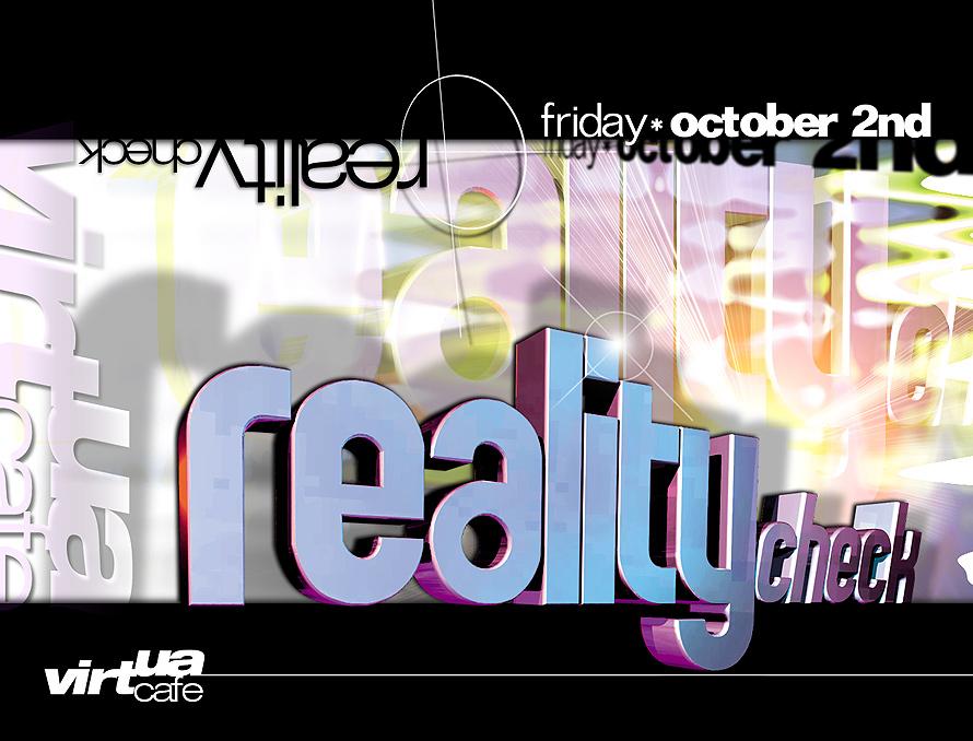 Reality Virtua Cafe