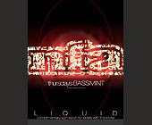 Bassmint at Liquid in Miami Beach - tagged with upcoming events
