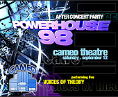 Powerhouse 98 After Party at Cameo Theater - tagged with zog