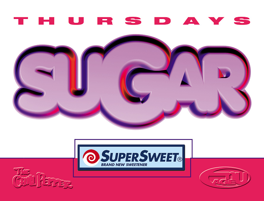 Sugar Thursdays at The Chili Pepper