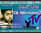 Up All Nite Promotions DJ Scribble - tagged with mtv