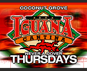 Cafe Iguana Cantina Thursdays - Cafe Iguana Cantina Graphic Designs