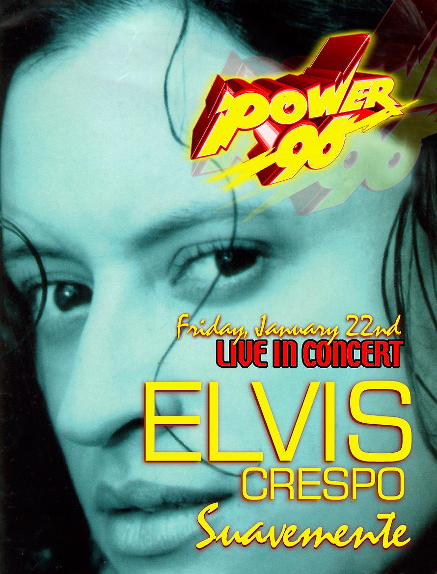 Elvis Crespo Live at Club Cameo