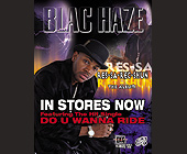 Blac Haze Ressurection - Music Graphic Designs